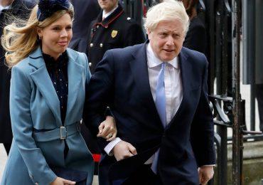Boris Johnson et Carrie Symonds se sont mariés en secret à la cathédrale de Westminster