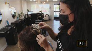 Celina essaie des coiffures de mariage – Actualités, sports, météo, trafic et le meilleur de Pittsburgh