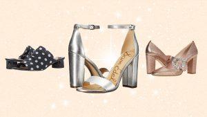 Chaussures de mariage en plein air: Achetez 10 superbes talons pour les fêtes d'été