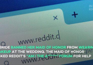 La demoiselle d'honneur stupéfaite par la demande ridicule de la mariée le jour du mariage