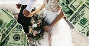 La pandémie l'a forcée à annuler son mariage – elle le vend maintenant sur TikTok