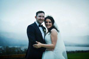 La troisième date de mariage fonctionne pour les professeurs Stephanie et Daithí