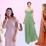 Les 11 meilleurs endroits pour acheter des robes de demoiselle d'honneur en 2021