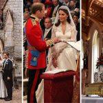 Les couleurs du mariage royal révélées: Kate Middleton et le prince William, Zara et Mike Tindall, plus