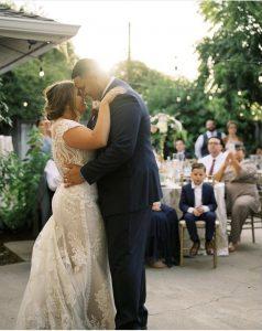 L'industrie du mariage a du mal à rattraper son retard après une année marquée par Covid