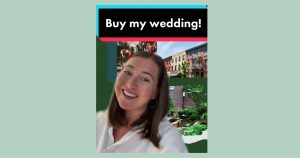 Mackenzie Newcomb vend son mariage sur TikTok