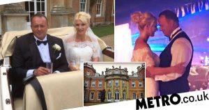 Norfolk: une mariée poursuit une demeure majestueuse après être tombée dans les escaliers lors du mariage