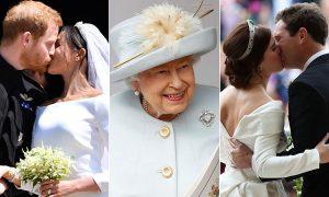 Règles du mariage royal pour Meghan Markle, la princesse Eugénie et d'autres épouses