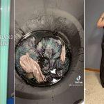 Robe de mariée teintée TikToker noire 3 mois avant son mariage