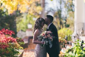 Tombez amoureux de ce mariage en plein air dans la vallée de l'Hudson