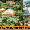 Twin Willow Gardens, parfait pour votre prochain mariage Snohomish