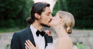 Un micro-mariage romantique au Château de Villette