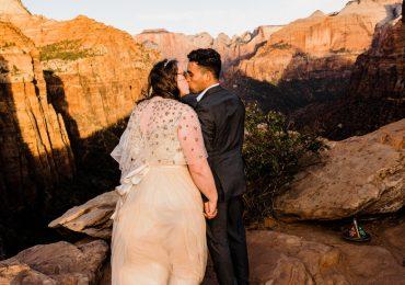 Une rencontre spirituelle dans le sable et un mariage là-bas aussi