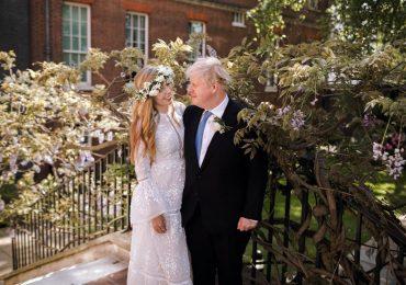 Carrie Symonds et le boom de la location de robes de mariée